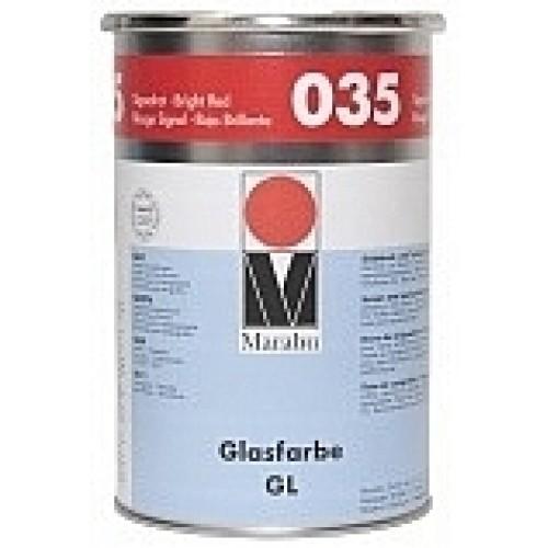 Краска Marabu Glasfarbe GL 035, светло-красный