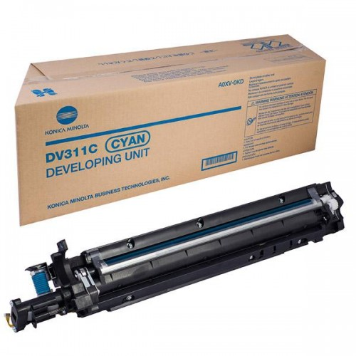 Блок девелопера синий DV-311С для С220/280/360 (115 тыс копий)