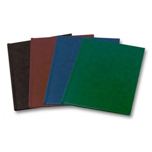 Обложки C-BIND Classic твердые А4 АА зеленые (20 мм, 145-185 листов), 10 шт