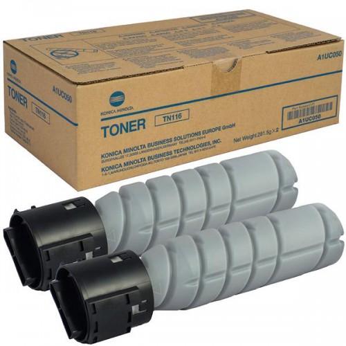 Тонер-картридж TN-116 для bizhub 164/165 (в упаковке 2 тубы по 11 тыс)