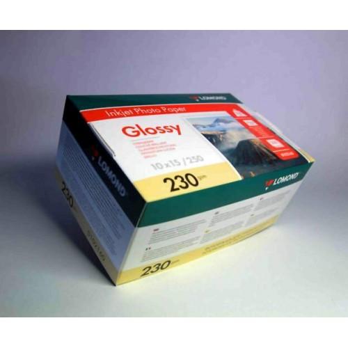 Бумага LOMOND 10х15 односторонняя (230гр/А6/250л) МАТТ
