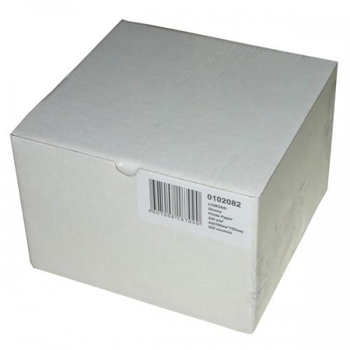 Бумага Lomond А6, глянцевая односторонняя 170/750л.