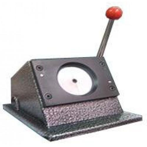 Вырубщик заготовок для значков  D-75 mm