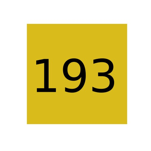 Краска Marabu Libraspeed LIS 193, Насыщенное золото