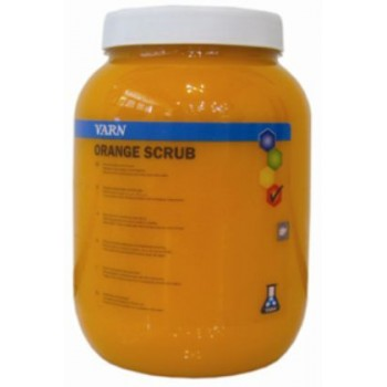 Паста для очистки рук Varn Orange Scrub, 3кг
