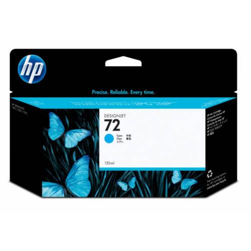 Картридж для HP Designjet T1100/T610 130-ml/72 Cyan