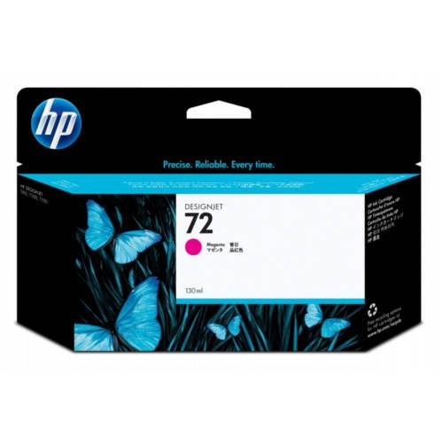 Картридж для HP Designjet T1100/T610 №72 Magenta (Пурпурный) 130мл