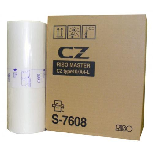 Мастер-пленка RISO CZ S-7608 A4 TYPE 10