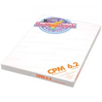 Бумага термотрансферная СРМ 6.2 А4, для для переноса на гладкие твердые поверхности (100 л)