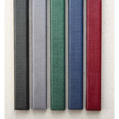Корешки МеталБинд с покрытием 1,5 мм Mini (до 10 листов) А4 304 синие (O.CHANNEL), 25 шт
