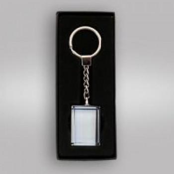 Брелок-кристалл для сублимации, прямоугольник