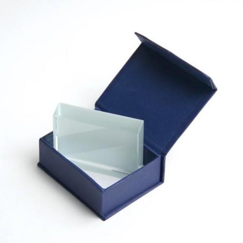 Заготовка фотокристала для  сублимации прямоугольник