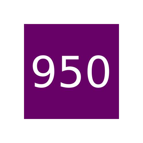 Marabu Краска Tampastar TPR 950 Violet, фиолетовая