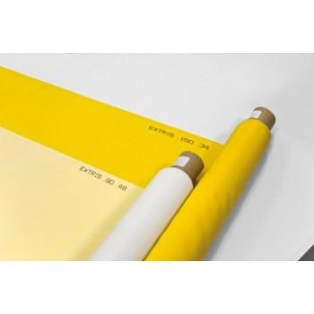 Сетка PES HT 140/35 PW , желтая, ширина 150 см
