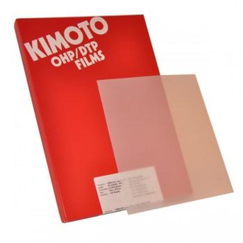 """Пленка для лазерного принтера """"Kimoto"""" матовая А4 (100 л)"""