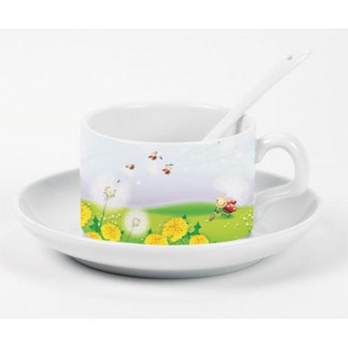 Кофейная пара B5KFF2 (чашка с блюдцем)