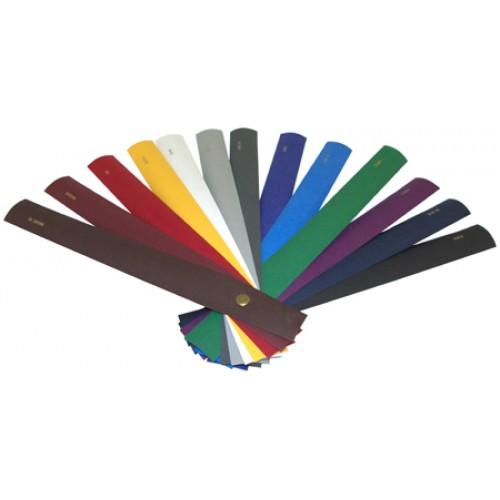 Корешки А4 #1 цветные, 100 шт.