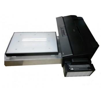 Принтер по текстилю R-Jet A3+(L-1800) по светлым материалам