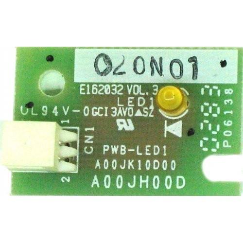 A00J H00D 00 PWB Assembly LED1