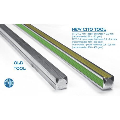 Биговальный нож 1,0 CITO для GPM-450 SPEED
