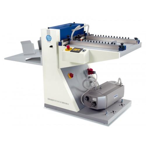 Биговально-перфорационная вакуумная машина Cyklos GРM - 540 A