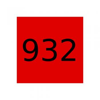 Marabu краска Tampastar TPR 932 Scarlet Red