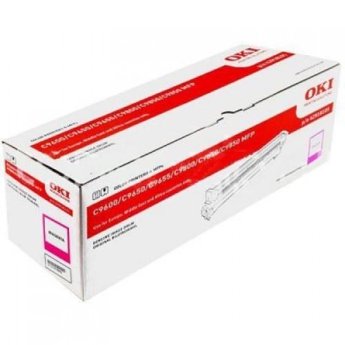 Фотобарабан для OKI C9600 / C9800 / C9655 S-42918106 Magenta (красный) совместимый