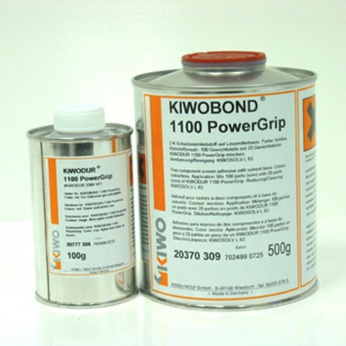 Клей Kiwobond 1100 POWERGRIP, клей для трафаретов, 840 г