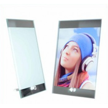 Фоторамка для сублимационного переноса SG-03 с зеркальными краями, 150х230х5мм