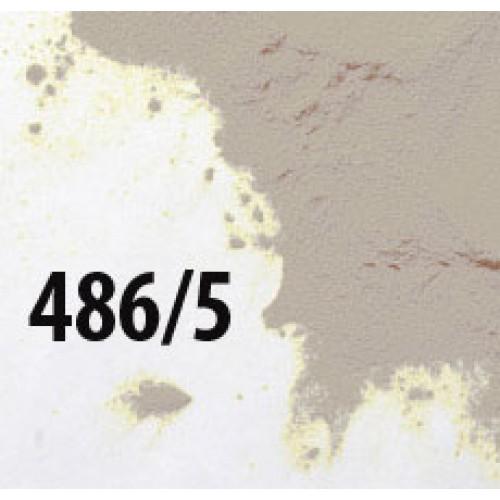 Краска стираемая сольвентная RUB REMOVABLE SILVER RR486, серебро, 1 кг.