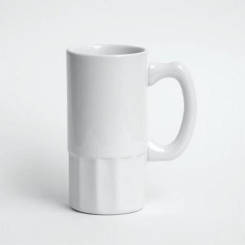 Кружка для сублимации пивная BM20 с граненым низом