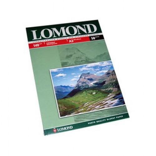 Бумага Lomond для струйной печати (140гр/А3/50л/ГЛ) односторонняя