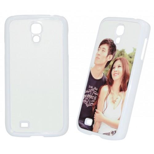 Чехол для Samsung Galaxy S4, белый, пластик