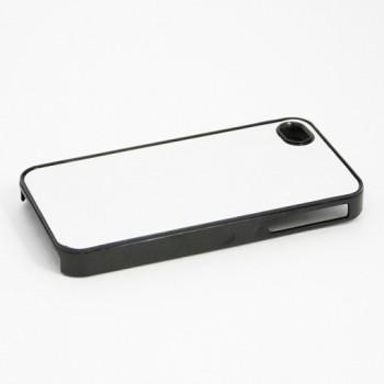 Чехол для iPhone 5, резиновый черный