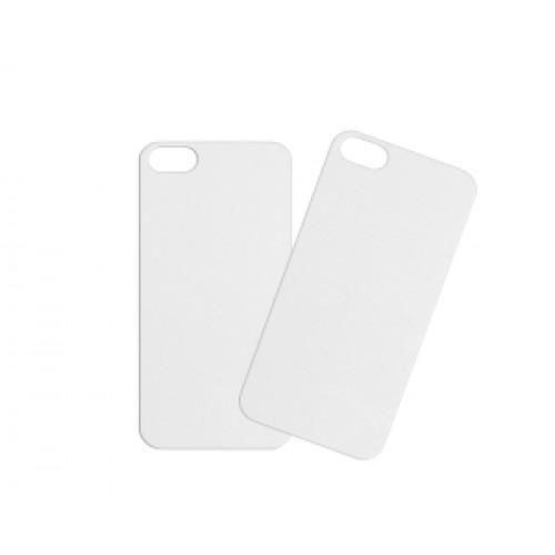 Чехол для iPhone 5 Frame, резиновый белый