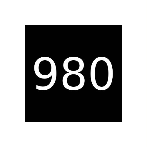 Краска Marabu UVC 980 Blaсk, черная