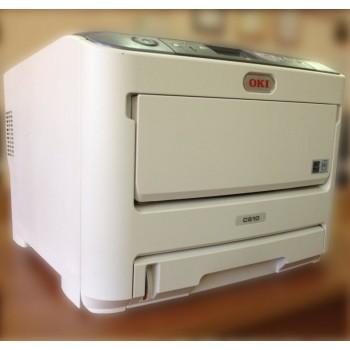 Принтер OKI C610 Б/У
