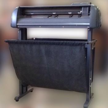 Режущий плоттер Zeoncut-720 PRO Б/У