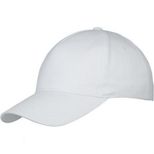 Бейсболка  белая для термопереноса