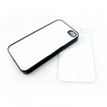 Чехол для iPhone 4/4S пластиковый черный