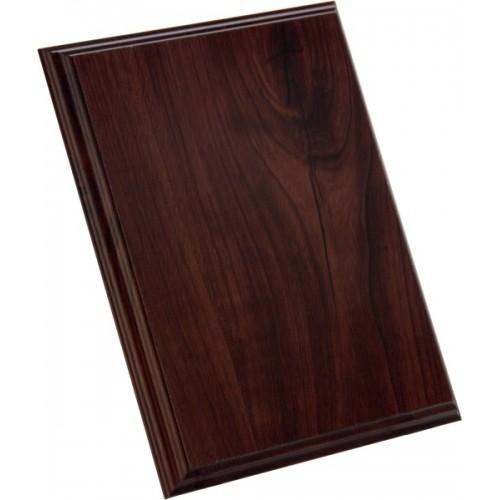 Плакетка деревянная НН А5, вишня, 17,5 х 22,5