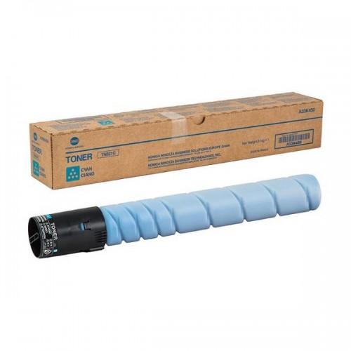 Тонер-картридж TN-321C (голубой ) для Konica Minolta bizhub С224/284/364