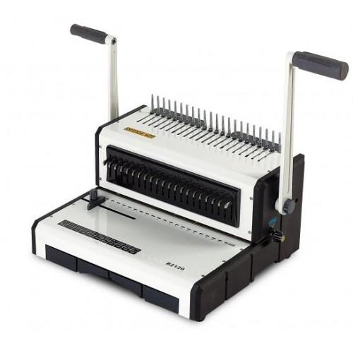 Брошюровщик пластиковой пружиной Office Kit B2120