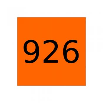 Marabu краска Ultragraph UVAR 926 оранжевая