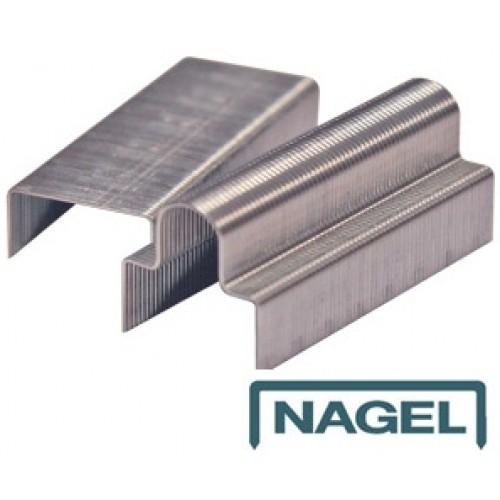 Скрепки Nagel  50/23S (5000 шт)