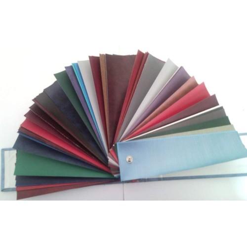 Бумвинил на бумажной основе, темно-синий, ширина 0,83м