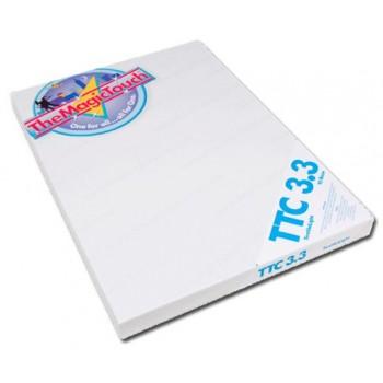 Бумага термотрансферная TTC 3.3 А4, для для переноса на на светлые ткани (100 л)