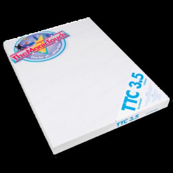 Бумага термотрансферная TTC 3.5 А4 для переноса на светлые ткани (100 л)
