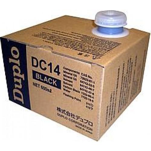 DUPLO Краска черная DС14 для  C100/105, M300/400, 6л