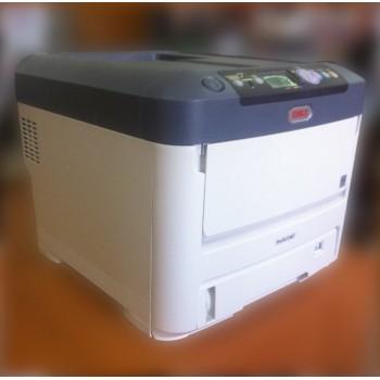 Принтер OKI Pro7411WT Б/У
